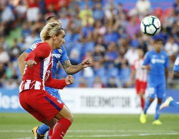 El Atlético-Getafe abrirá la primera jornada de 2018