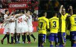 Hora y día para el Sevilla F.C.-Cádiz de Copa del Rey