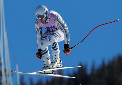 El alemán Ferstl consigue en el Super-G de Val Gardena su primer triunfo