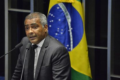 Romário pide suspensión definitiva del sancionado presidente de la CBF