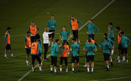 "Zidane: ""Voy a defender a Karim hasta la muerte"""