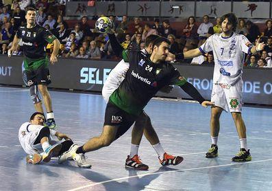 24-23. El Ademar se impone al Anaitasuna y se medirá en la final al Barcelona