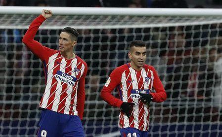 1-0. Torres y Vrsaljko toman el segundo puesto