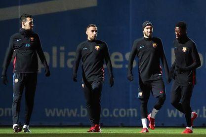 El Barça, a despedir el año en casa con una victoria para afianzar liderato