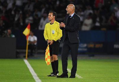 Zidane iguala a Luis Molowny con su octavo título en menos de dos años