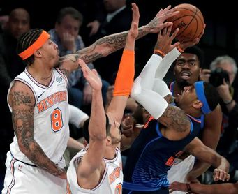 111-96. Beasley y los Knicks amplían su marcha triunfal