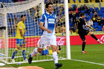 2-2. Las Palmas falla un penalti en el minuto 95 y se queda sin remontada