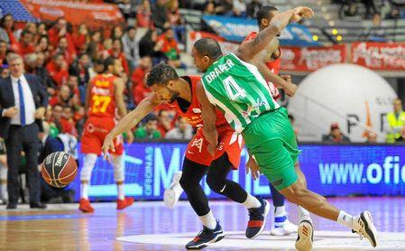 UCAM 63-70 Betis Baloncesto: Oficio, carácter y nueva victoria