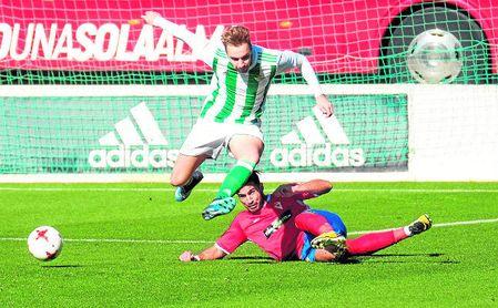 Betis Deportivo-Extremadura: Paradójicamente, con más que decir