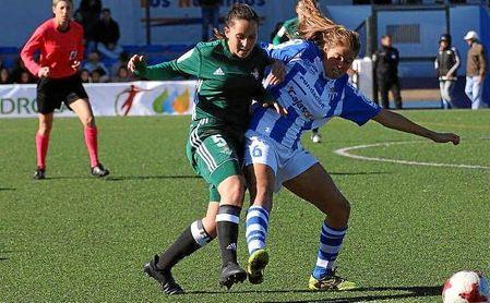 El Betis Féminas sacó un punto en su visita a Huelva.