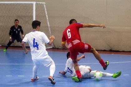 El fútbol sala panameño se viste de oro en los XI Juegos Centroamericanos