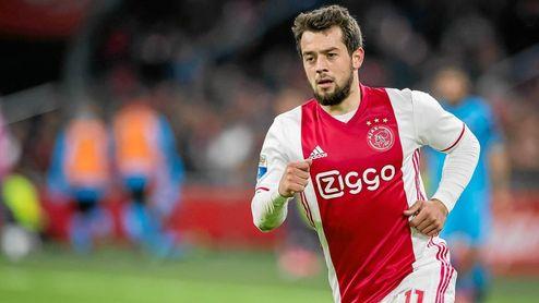 Younes busca una salida del Ajax para el mes de enero.