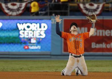 Astros y EEUU consiguen títulos históricos; llega Ohtani y Stanton es Yanqui