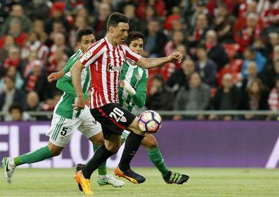 El Athletic ha ganado en cuatro de sus últimas siete visitas al Villamarín