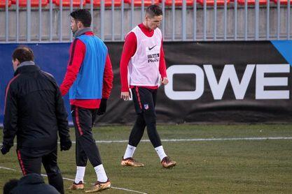 Torres se perfila como titular ante el Espanyol