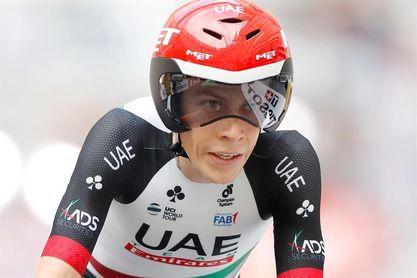 Louis Meintjes, elegido Mejor Ciclista Africano del año 2017