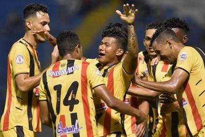 3-0. Real España vence al Marathón y da un importante paso en la semifinal de Honduras