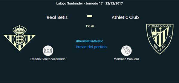 En directo, Betis-Athletic