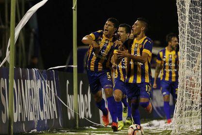 El paraguayo Luqueño y el ecuatoriano Deportivo Cuenca abrirán la Copa Sudamericana