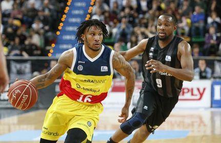El RETAbet Bilbao quiere seguir en Andorra mejorando y escapando del descenso