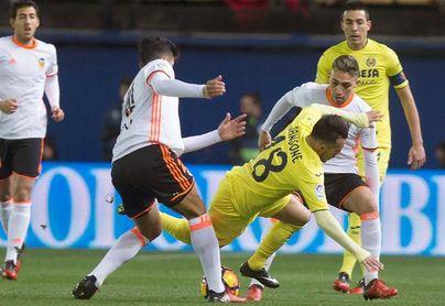 Valencia y Villarreal despiden el año con un duelo regional en las alturas