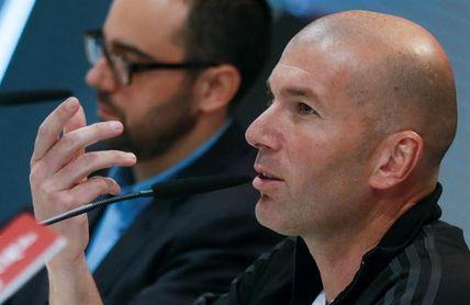 Zidane pide al madridismo que recree el ambiente del Sevilla