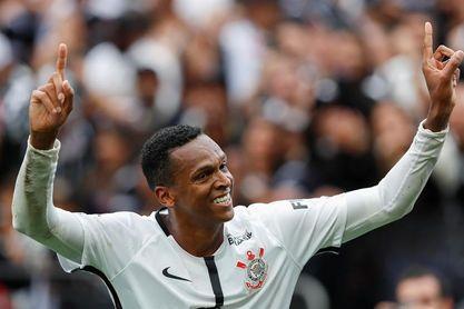 El Corinthians vende a Jô por 13 millones a un club japonés, según los medios