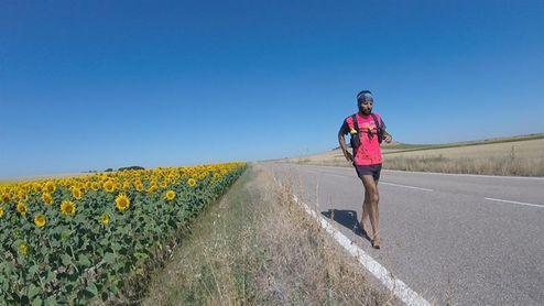 Correr descalzo de Castellón a A Coruña, 940 km de superación y aventura