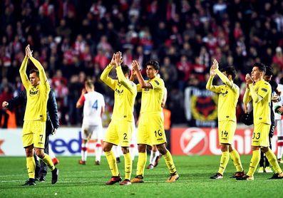 El Villarreal ganó la mitad de sus partidos oficiales en el 2017