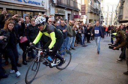 Delgado apuesta por Mikel Landa como líder del ciclismo español