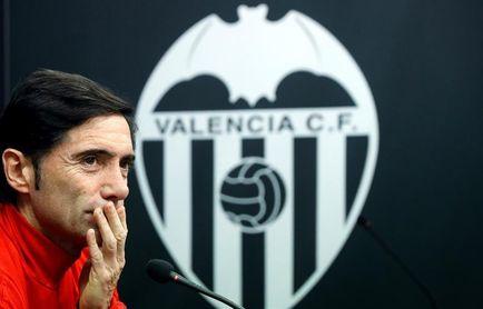 Marcelino se erigió en la gran estrella del Valencia CF en 2017