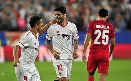 Sólo seis equipos superan al Sevilla en Europa en los últimos cinco años.