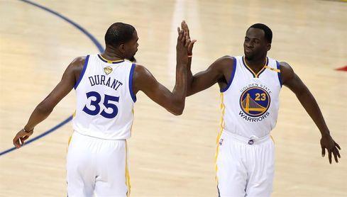 99-92. Draymond Green impone su poder y Warriors ganan revancha a Cavaliers