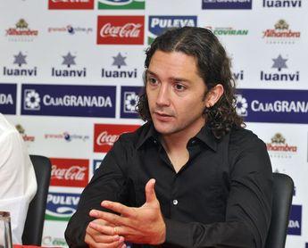 El chileno Iturra, convencido de que el Málaga mantendrá la categoría