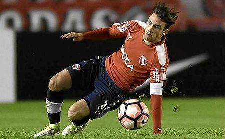 Nicolás Tagliafico quiere salir de Independiente en el mes de enero.
