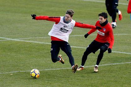 Vietto (Atlético de Madrid) se irá a préstamo al Sporting portugués