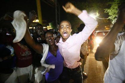 La Comisión de Liberia confirma la victoria de Weah tras completar el escrutinio