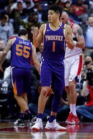 101-111. Booker vuelve a brillar en el ataque de los Suns frente a los Kings