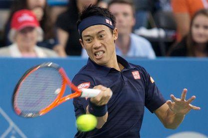 Nishikori también se da de baja de Sydney