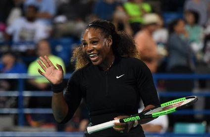 Serena Williams reaparece con derrota ante Jelena Ostapenko