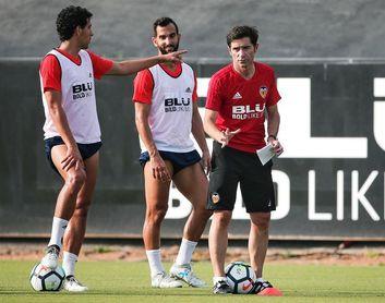 Tres partidos con Las Palmas y visita del Madrid marcan el enero del Valencia