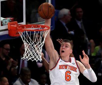 103-105. Porzingis y Jack dan forma al triunfo de los Knicks
