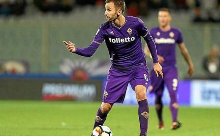 Milan Badelj fue indiscutible en el centro del campo con Montella en la 14/15.