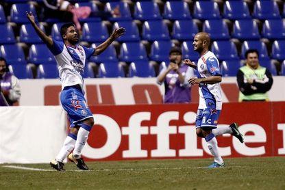 El colombiano Marrugo asegura que Puebla saldrá a ganar al campeón el viernes