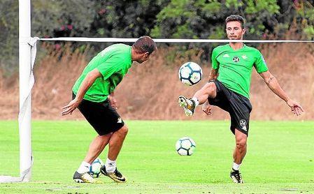 Rubén Castro ya sabe el día y la hora de su primer entrenamiento: 2 de enero a las 11:00 h.