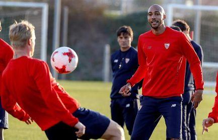 El Sevilla intensifica el trabajo para adaptarse a los métodos de Montella