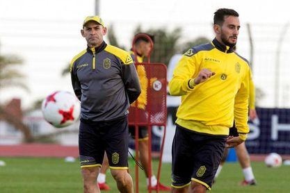 La UD Las Palmas finaliza su concentración de cinco días con Paco Jémez