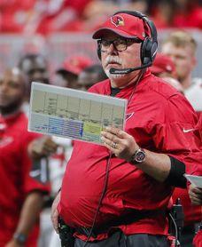 Bruce Arians hace oficial su retiro como entrenador en jefe de los Cardinals