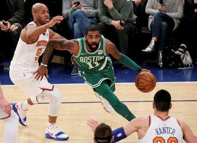 Los Celtics acaban el año con la mejor marca en el Este; los Rockets rompen su racha perdedora