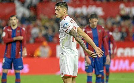 El Celta piensa en Correa
